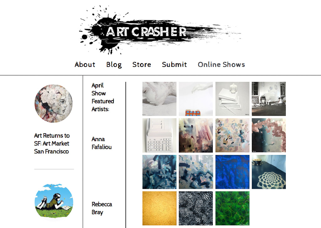 artcrasher-online-show-grab