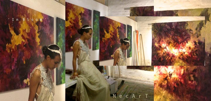 In Bloom for NecArT